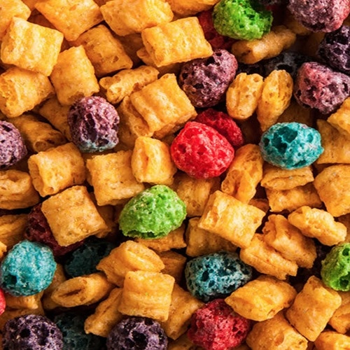 Berry Cereal Flavour