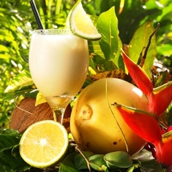 Pina Colada Key Accord