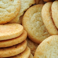 Cinnamon Sugar Cookie