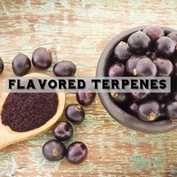 Blueberry AK Type Flavored Terpenes**