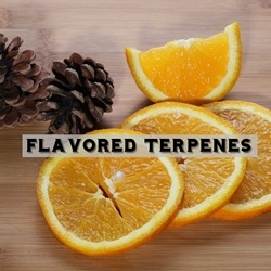 Durban Poison Type Flavored Terpenes**